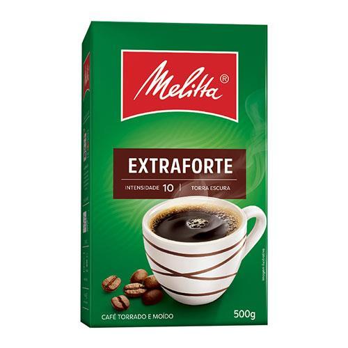 Foto CAFE MEILITA EXTRA FUERTE X500GR MELITA x 20 de