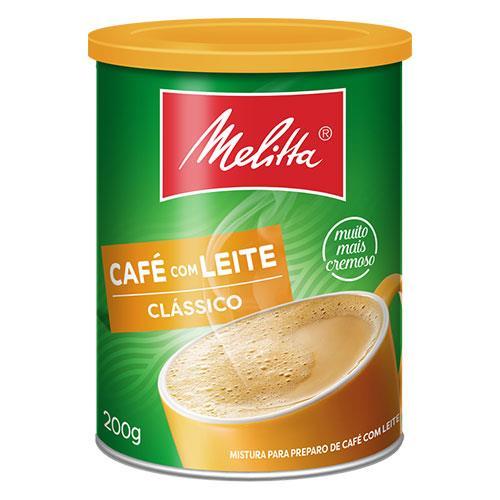 Foto CAFE CON LECHE MELITTA X200GR de