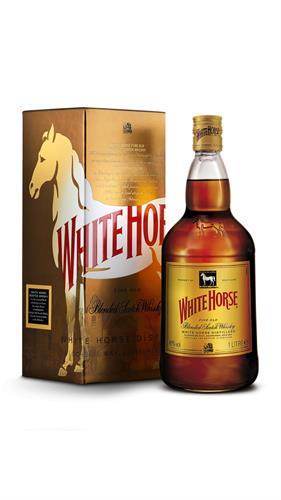 Foto WHISKY WHITE HORSE BOTELLA 1 LITRO . C de