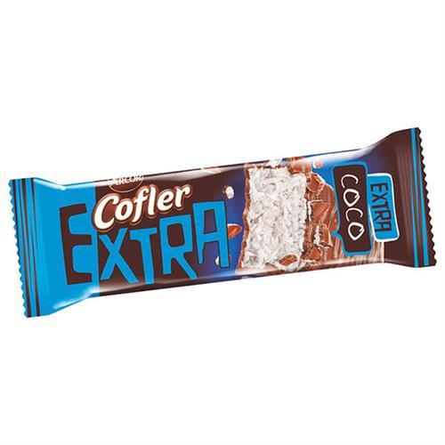 Foto CHOCOLATE EXTRA COCO 32 GR COFLER PLA de