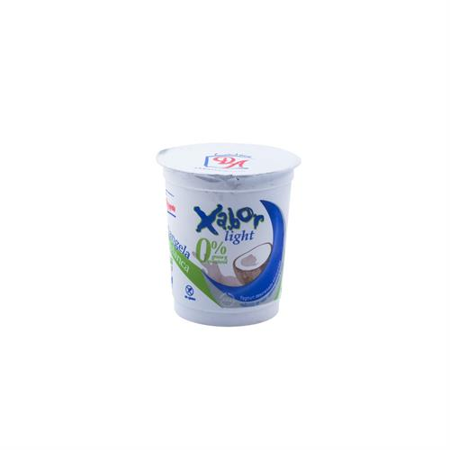 Foto YOGURT XABOR LIGHT COCO 350G de