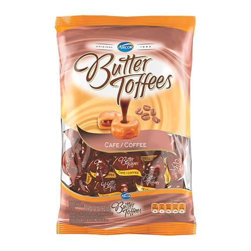 Foto CARAMELO BUTTER TOFFEES CAFE 822GR ARCOR BSA de