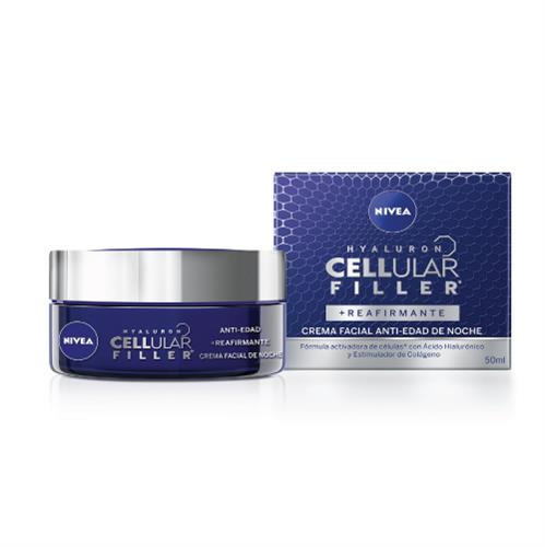 Foto CREMA FACIAL ANTI AGE NOCHE 50ML NIVEA CELLULAR de