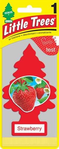 Foto AROMATIZANTE P/ AUTO LITTLE TREES STRAWBERRY de