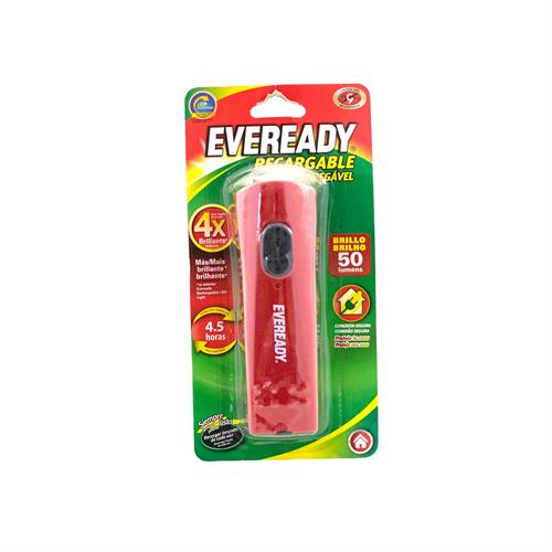 Foto LINTERNA RECARGABLE NRCLARP EVEREADY BLI de
