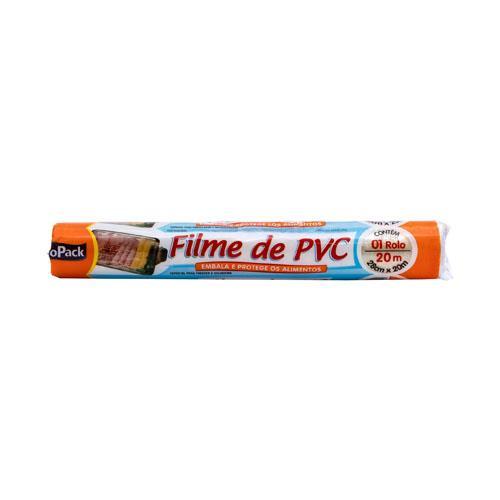 Foto FILME DE PVC 28CM 20M25 GIOPACK de