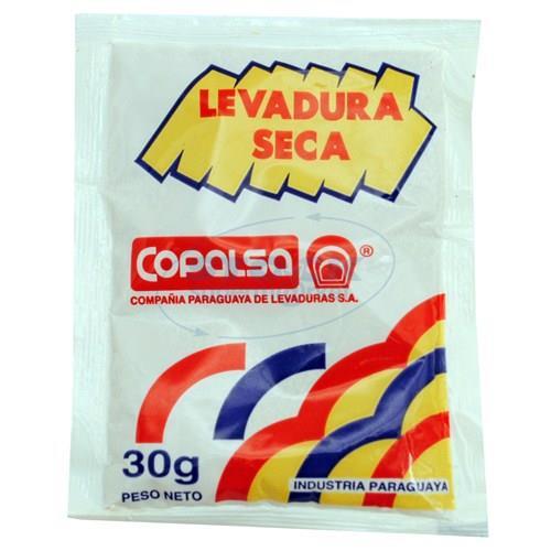 Foto LEVADURA SECA COPALSA PAP 30 G de