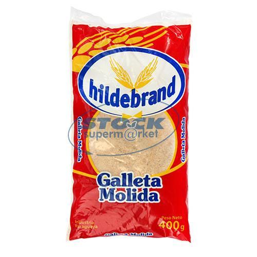 Foto GALLETA MOLIDA 800GR HILDEBRAND PLAST de