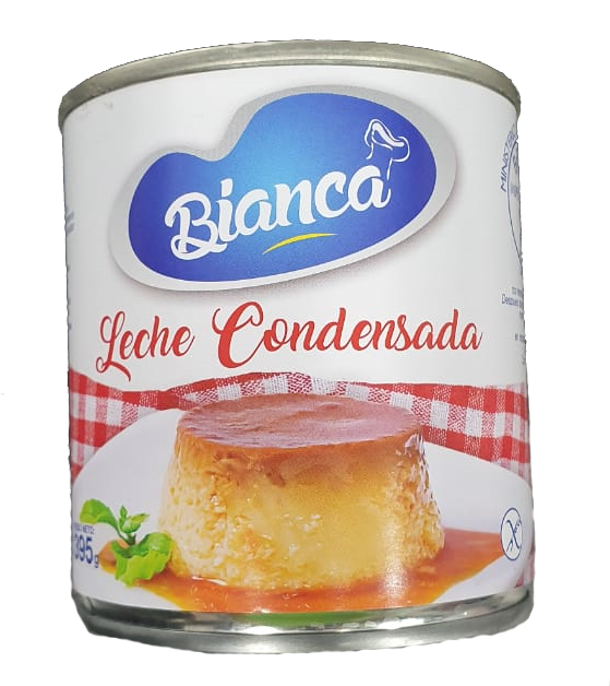 LECHE CONDENSADA 395GR BIANCA