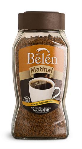 Foto CAFE BELEN INSTANTANEO MATINAL 200GR de