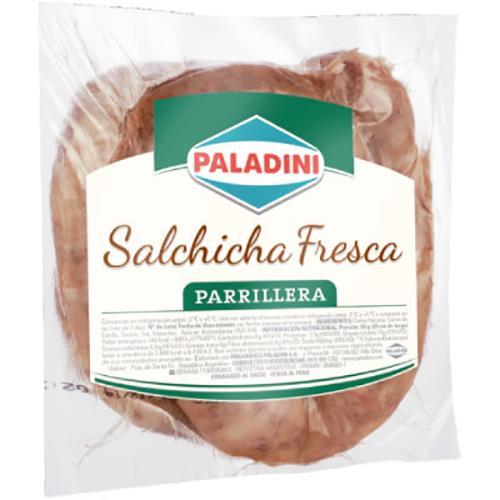 Foto SALCHICHA PARRILLERA X 3 UN PALADINI E/V de