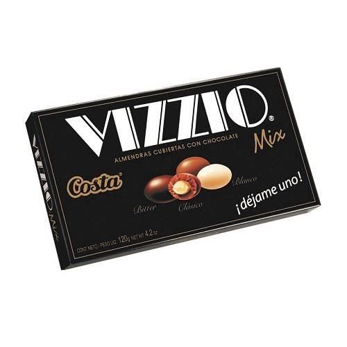 Foto CHOCOLATE VIZZIO MIX 120GR COSTA CJA de