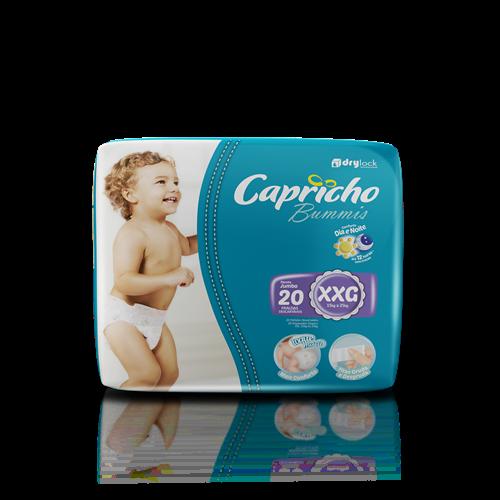 Foto PAÑAL  BABY XXG  20UN CAPRICHO BUMMIS PAQ  de
