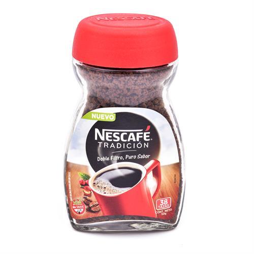 Foto CAFE NESCAFE FRASCO 50 GR de