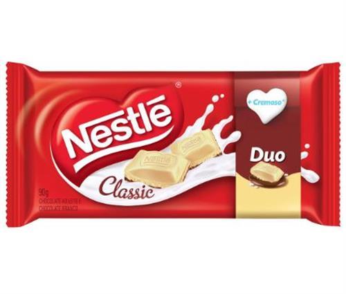 Foto CHOCOLATE CLASSIC DUO NESTLE 90GR de