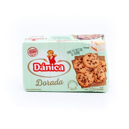 Foto MARGARINA DORADA E/PAN 200GR DANICA S/E de