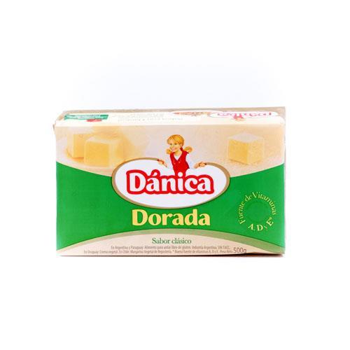 Foto MARGARINA DORADA E/PAN 500GR DANICA S/E de
