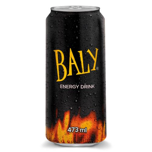 Foto ENERGIZANTE DRINK 473 ML BALY BOT de