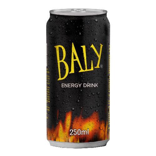 Foto ENERGIZANTE DRINK 250ML BALY LATA de