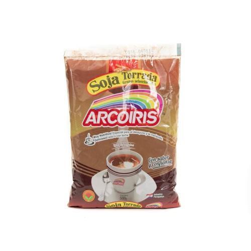 Foto CAFÉ DE SOJA TORRADA ARCOIRIS 500GR de