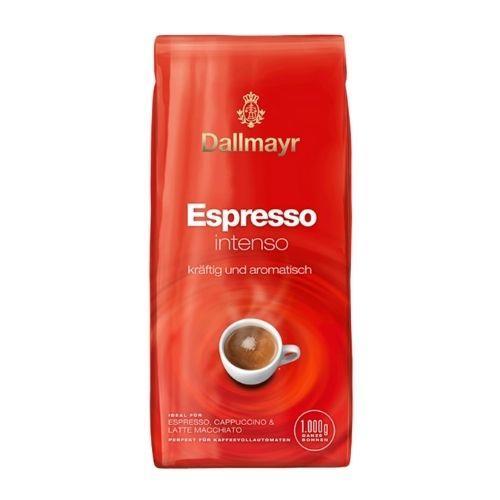 Foto CAFE TOSTADO EN GRANOS ESPRESSO INTENSO DALLMAYR 1000gr de