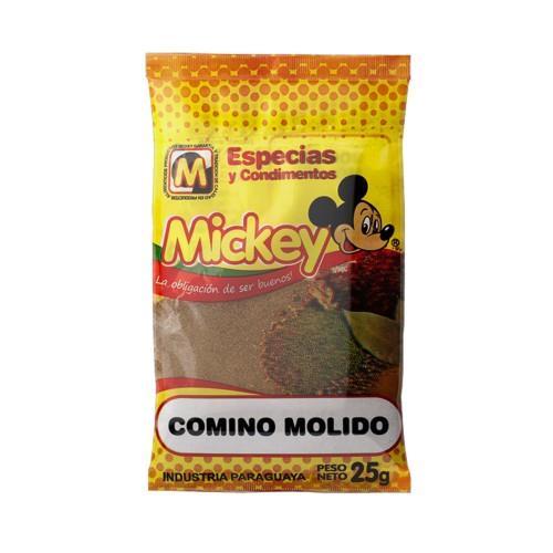 Foto COMINO MOLIDO MICKEY 25GR de
