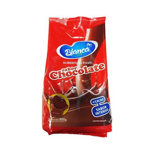 Foto CHOCOLATE EN POLVO BIANCA 800GR de